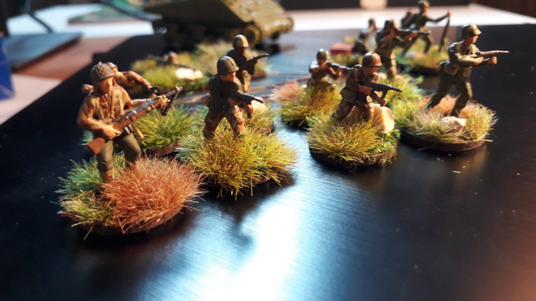 Xavier - GI WWII