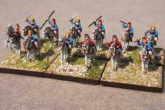 Gérard - Guerrières Scythe à cheval