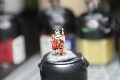 Olivier - Légionnaire de dos