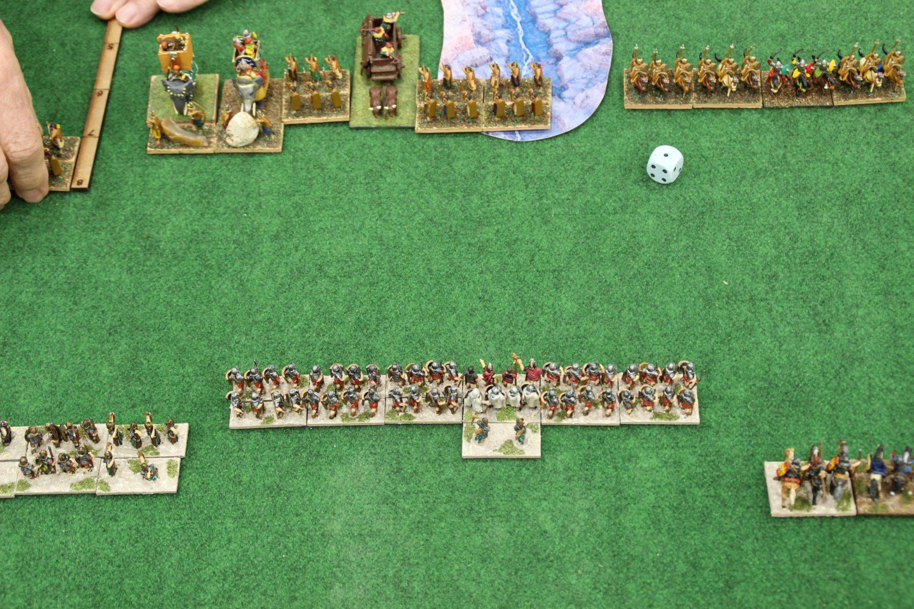 Indiens vs Romains haut empire !