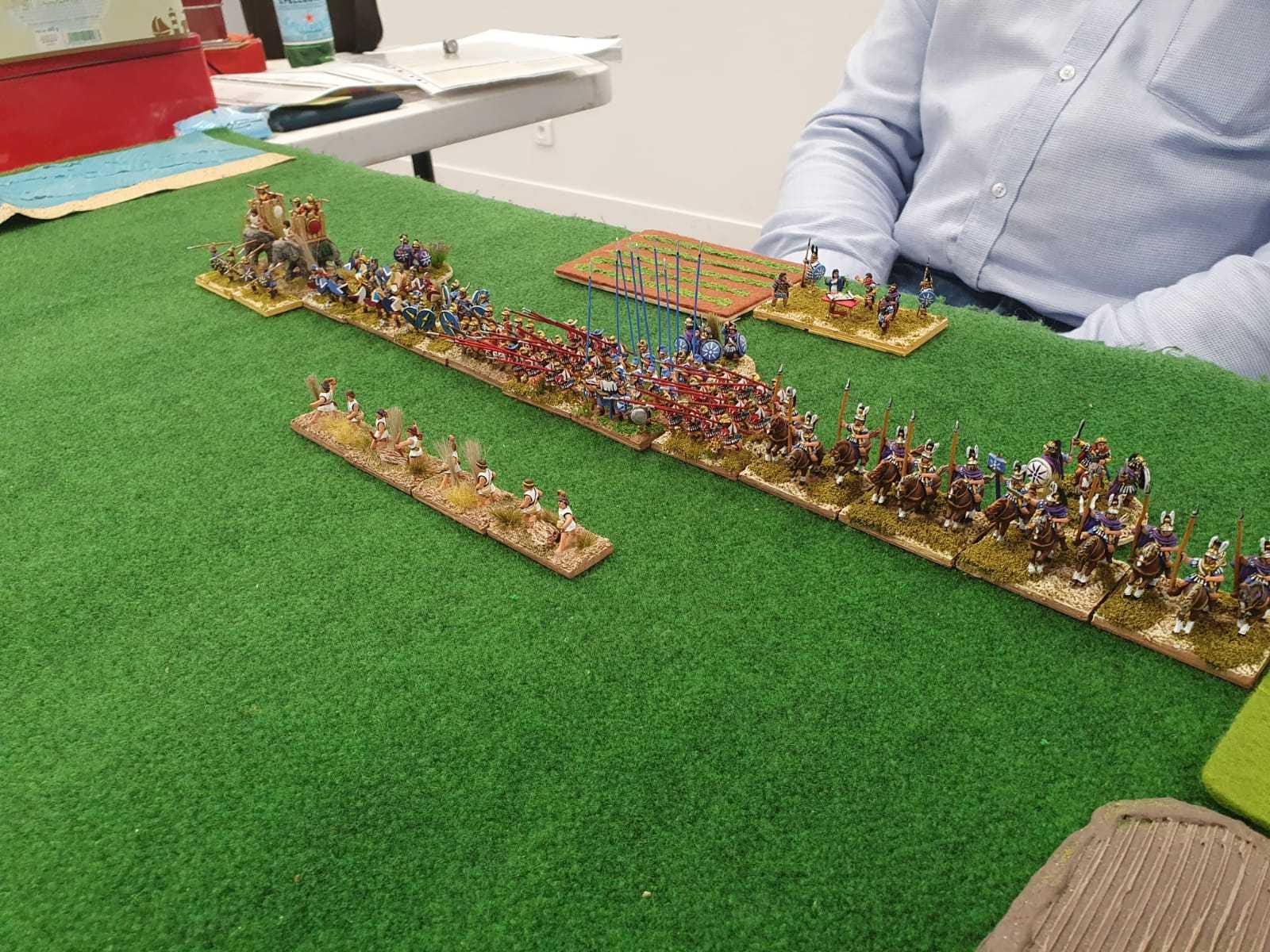 Alexandre le Grand commande les Macédoniens !
