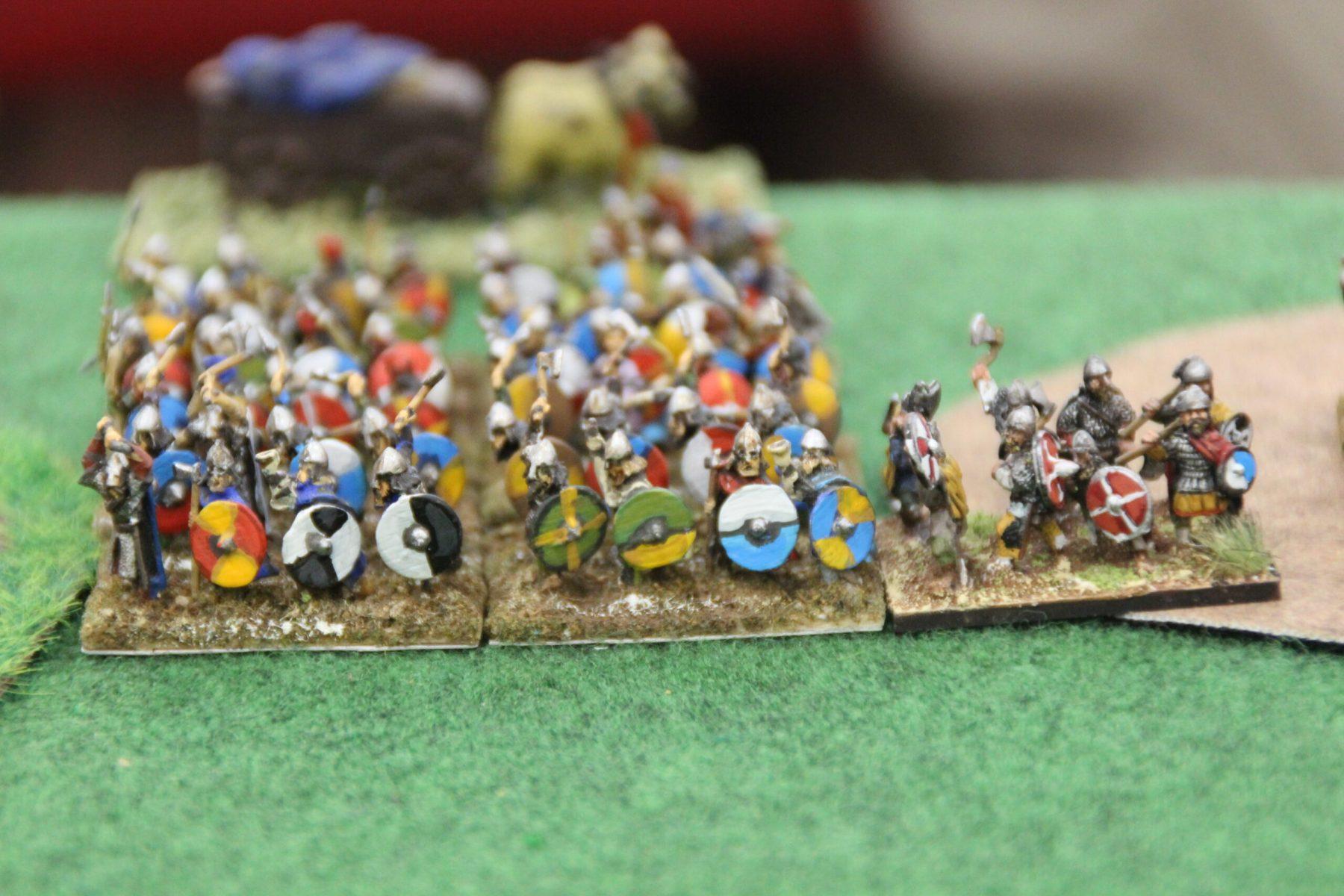 Des guerrier Vikings débarquent sur les côtes de la Mer Rouge (si si)