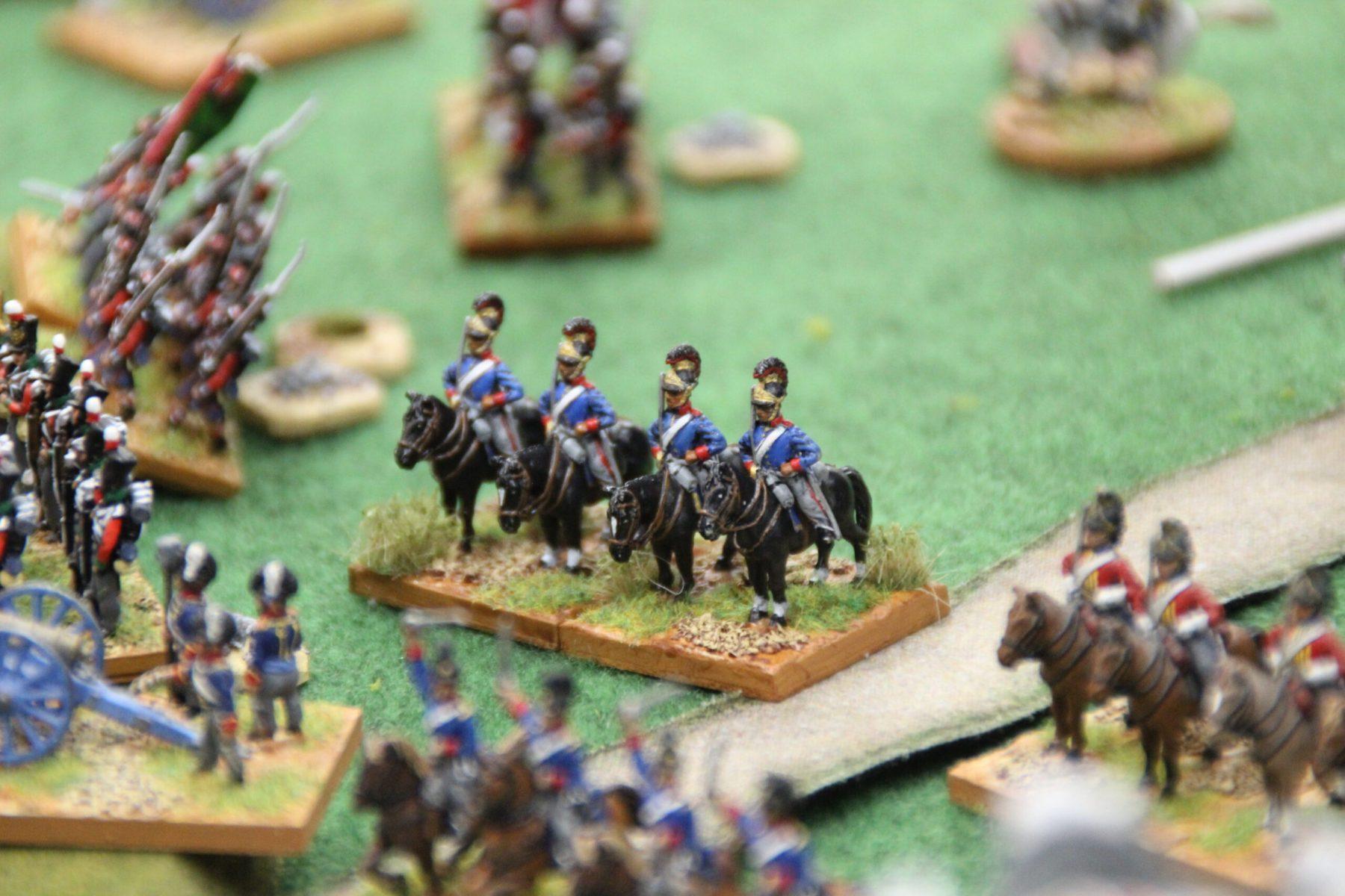 La cavalerie d'élite Anglaise !