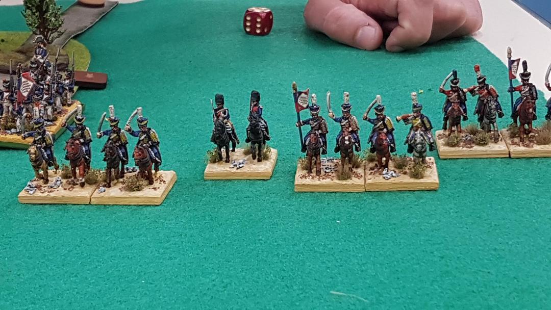 La cavalerie Française !