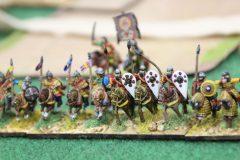 Les chevaliers Byzantins sonnent la charge !