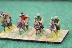 Cavalerie légère Byzantine Comnène.
