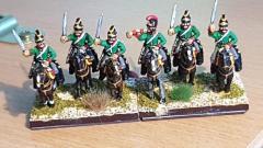 Nicolas - Chevaux légers autrichiens