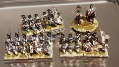 Nicolas - Division de grenadiers autrichiens