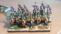 Nicolas - Hussards autrichiens