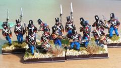 Nicolas - Infanterie légère Grenzers