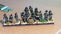 Nicolas - Infanterie légère Jaegers 2
