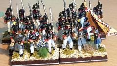 Nicolas - Infanterie légère Landwehr 2