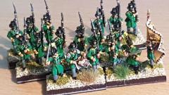 Nicolas - Infanterie légère Landwehr