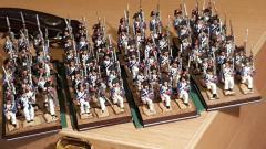 Nicolas - Fusiliers des compagnies du centre